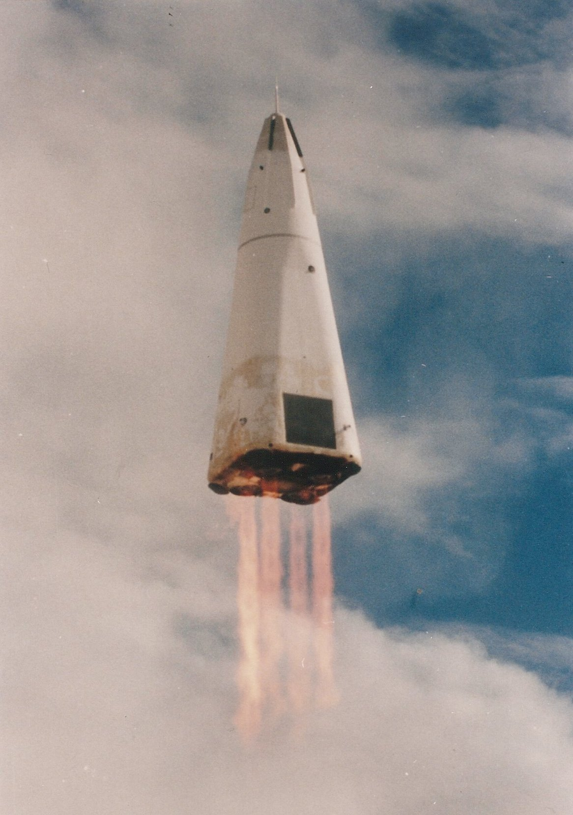 Fourth Flight of the DC-X, 1995 Stellar Team Award