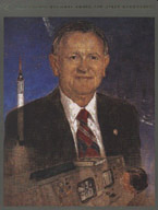 Portrait of Dr. Christopher C. Kraft Jr.
