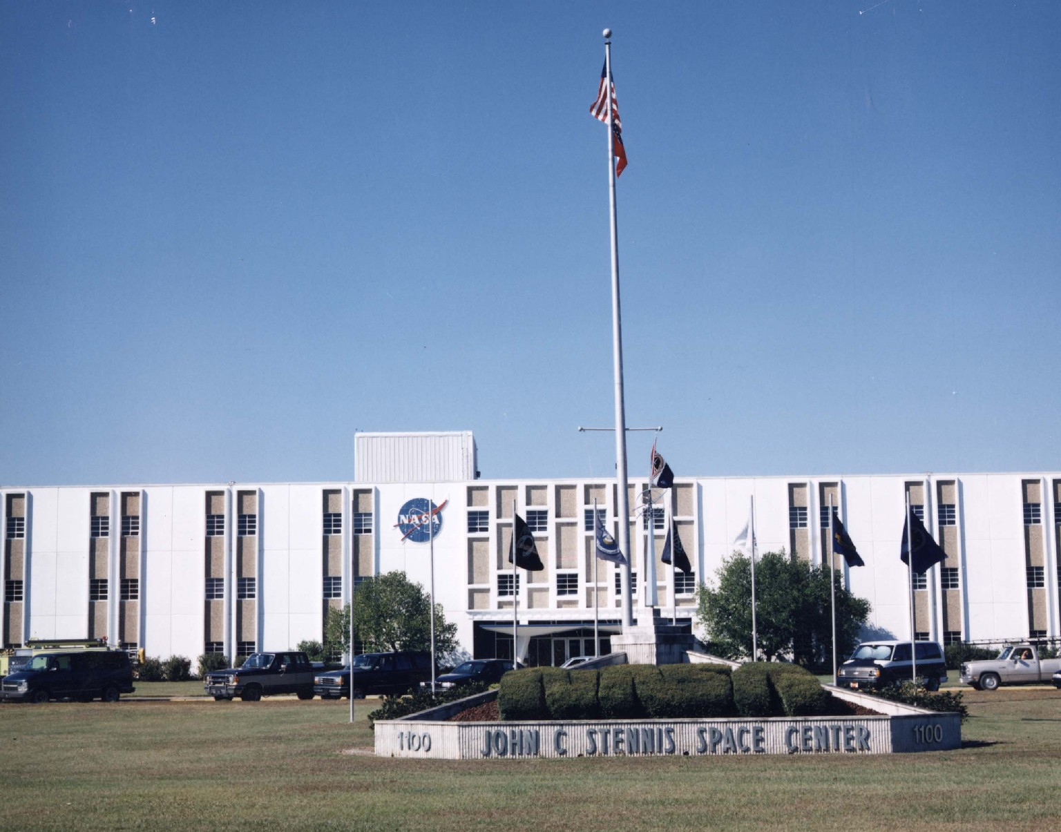 John C Stennis Space Center : Rotary national award for space achievement rnasa