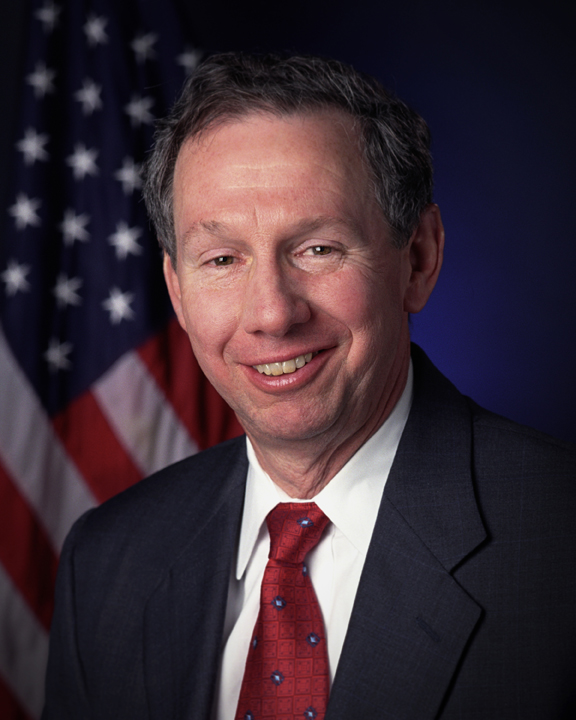 Michael Griffin's official NASA photo