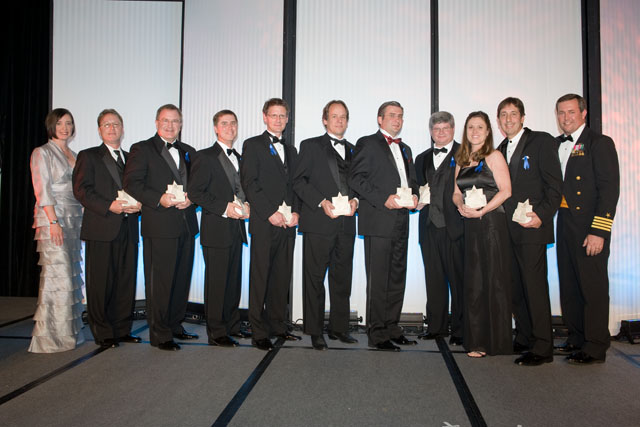 2010 Middle Career Award Winners