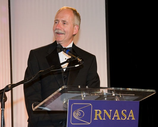 National Space Trophy Winner Bill Gerstenmaier