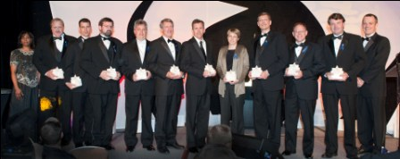 2011 Middle Career Award Winners