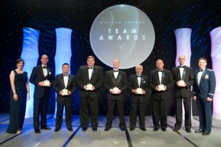 Stellar Winners - Team Category