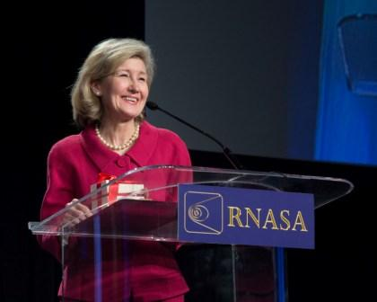 Hutchison thanks RNASA.