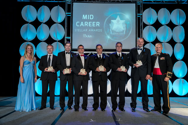 2014 Mid Career Stellar Winners