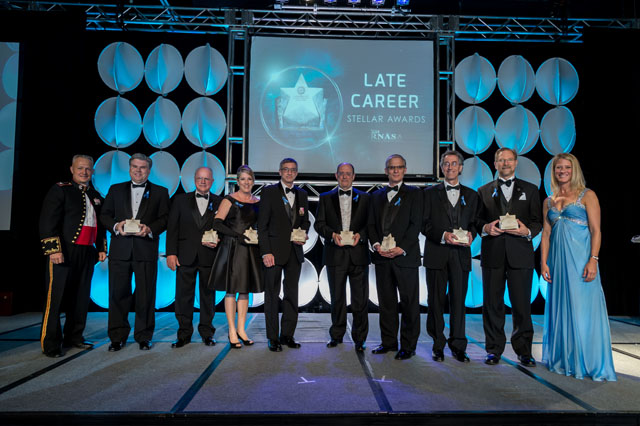 2014 Late Career Stellar Winners